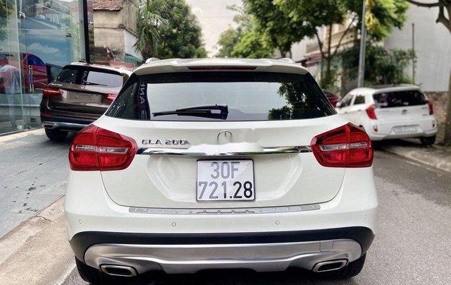 Bán xe Mercedes GLA200 đời 2015, màu trắng, nhập khẩu5