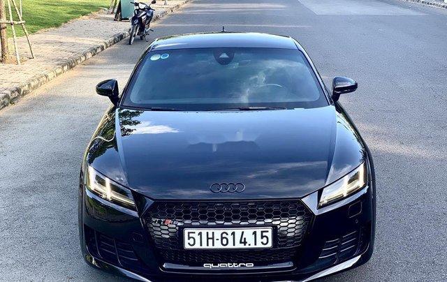 Cần bán gấp Audi TT 2016, màu đen5