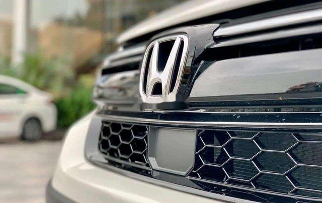 Bán Honda CR V đời 2020, màu trắng4