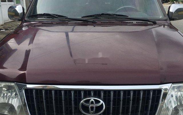 Xe Toyota Zace năm sản xuất 2004 còn mới, 205 triệu0