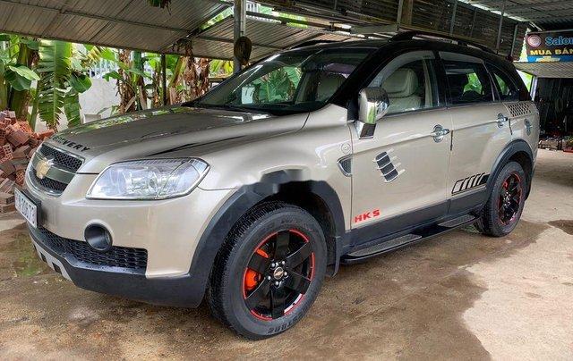 Cần bán gấp Chevrolet Captiva năm sản xuất 20071