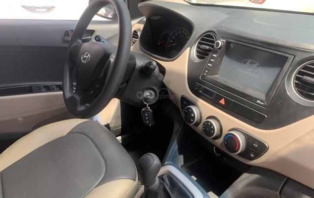 Cần bán xe Hyundai Grand i10 MT 1.0, sản xuất năm 20166