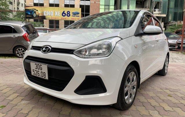 Cần bán xe Hyundai Grand i10 MT 1.0, sản xuất năm 20161