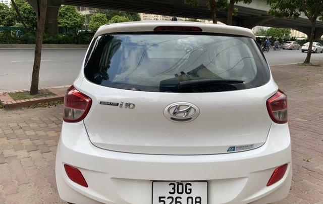 Cần bán xe Hyundai Grand i10 MT 1.0, sản xuất năm 20163