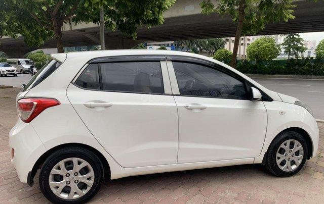 Cần bán xe Hyundai Grand i10 MT 1.0, sản xuất năm 20162