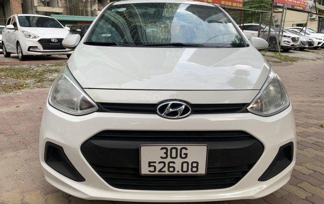 Cần bán xe Hyundai Grand i10 MT 1.0, sản xuất năm 20160