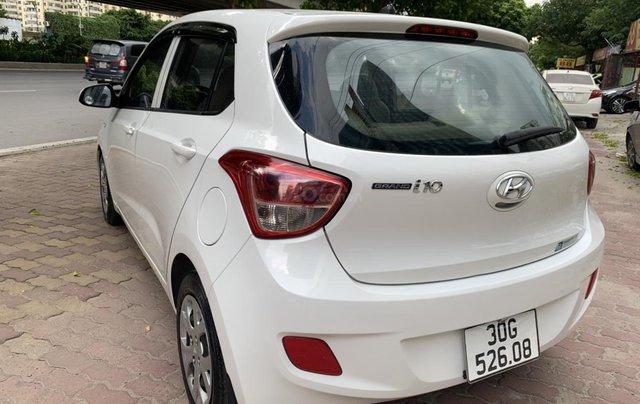 Cần bán xe Hyundai Grand i10 MT 1.0, sản xuất năm 20164