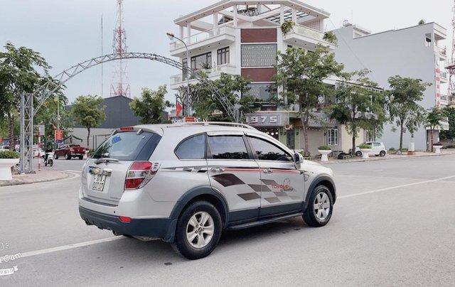 Cần bán Chevrolet Captiva sx 2007, xe đẹp, giá cạnh tranh1
