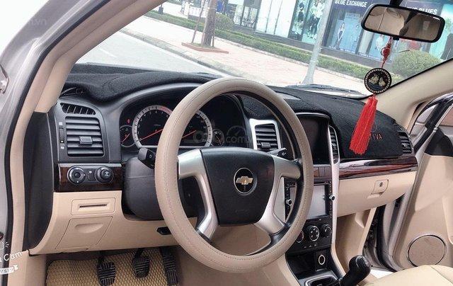 Cần bán Chevrolet Captiva sx 2007, xe đẹp, giá cạnh tranh3