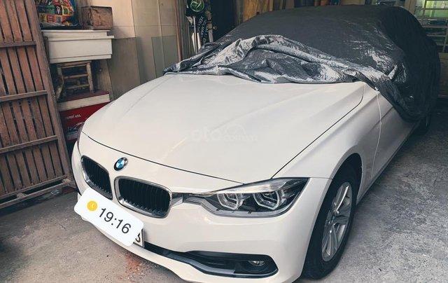 Bán BMW 3 Series 320 LCI đời 2016, màu trắng, xe nhập chính chủ0