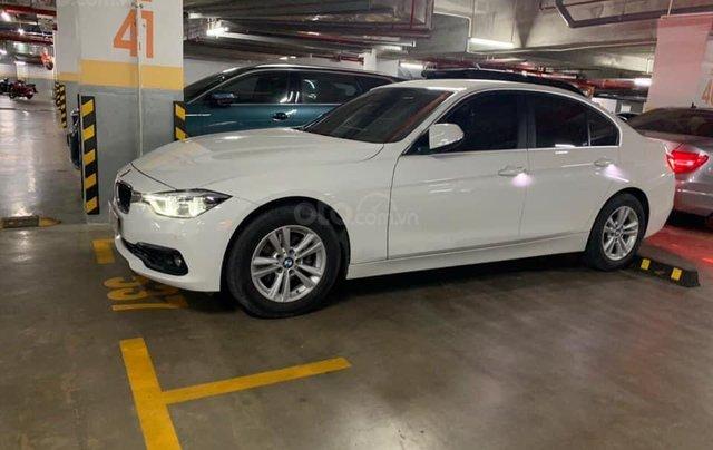 Bán BMW 3 Series 320 LCI đời 2016, màu trắng, xe nhập chính chủ4