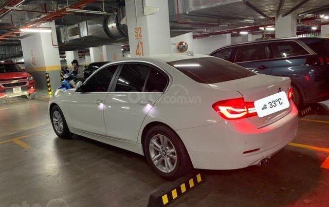 Bán BMW 3 Series 320 LCI đời 2016, màu trắng, xe nhập chính chủ2