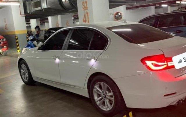 Bán BMW 3 Series 320 LCI đời 2016, màu trắng, xe nhập chính chủ3