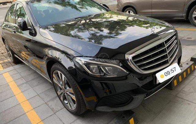 Bán Mercedes C250 sx 2018, màu đen chính chủ3