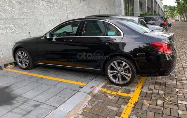 Bán Mercedes C250 sx 2018, màu đen chính chủ2