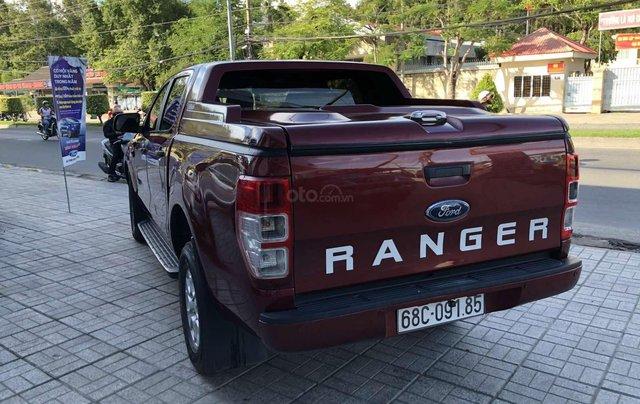 Ford Ranger XLS 2.2 4x2 MT sx 2017, xe bán chính hãng bảo hành 1 năm4