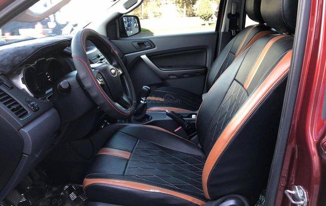 Ford Ranger XLS 2.2 4x2 MT sx 2017, xe bán chính hãng bảo hành 1 năm5