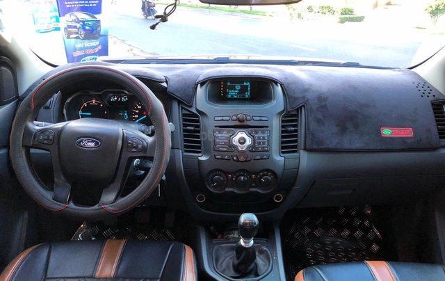 Ford Ranger XLS 2.2 4x2 MT sx 2017, xe bán chính hãng bảo hành 1 năm7