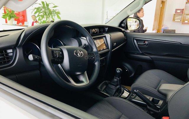 Toyota Fortuner 2021 - Phiên bản mới - Giá tốt - Hỗ trợ trả góp - Xe đủ màu - Liên hệ ngay để nhận ưu đãi3