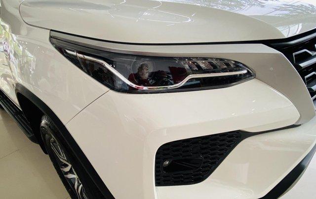 Toyota Fortuner 2021 - Phiên bản mới - Giá tốt - Hỗ trợ trả góp - Xe đủ màu - Liên hệ ngay để nhận ưu đãi5
