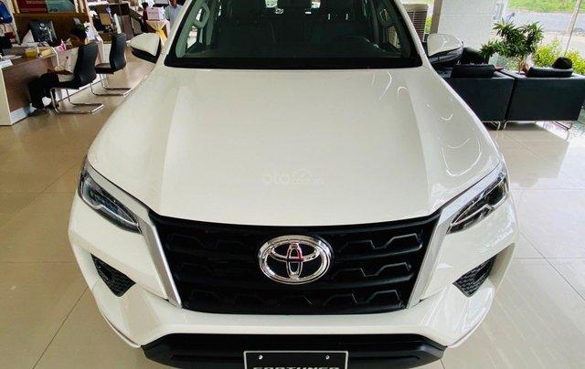 Toyota Fortuner 2021 - Phiên bản mới - Giá tốt - Hỗ trợ trả góp - Xe đủ màu - Liên hệ ngay để nhận ưu đãi6