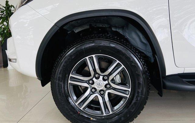 Toyota Fortuner 2021 - Phiên bản mới - Giá tốt - Hỗ trợ trả góp - Xe đủ màu - Liên hệ ngay để nhận ưu đãi8