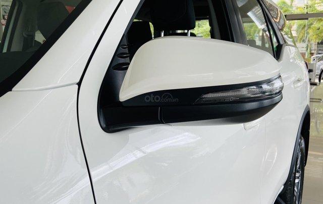 Toyota Fortuner 2021 - Phiên bản mới - Giá tốt - Hỗ trợ trả góp - Xe đủ màu - Liên hệ ngay để nhận ưu đãi11