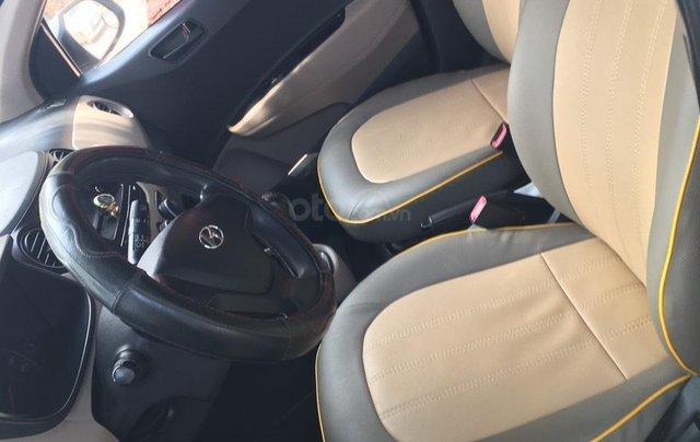 Cần bán xe Hyundai Grand i10 đời 2014, giá tốt7