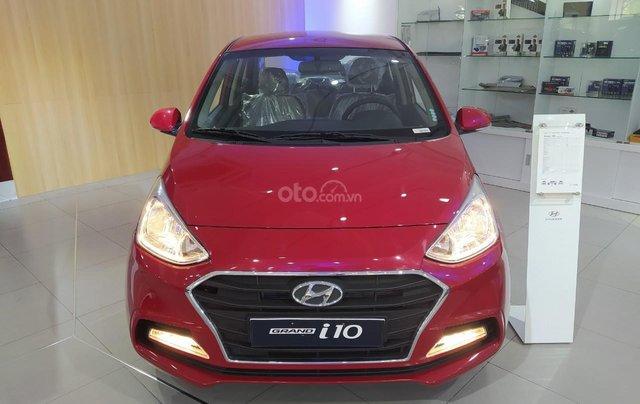 Hyundai Ngọc An bán Hyundai Grand I10 giá tốt, góp 90%, xe giao ngay, liên hệ Ms. Hà để được hỗ trợ tốt nhất0