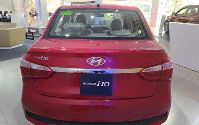 Hyundai Ngọc An bán Hyundai Grand I10 giá tốt, góp 90%, xe giao ngay, liên hệ Ms. Hà để được hỗ trợ tốt nhất5