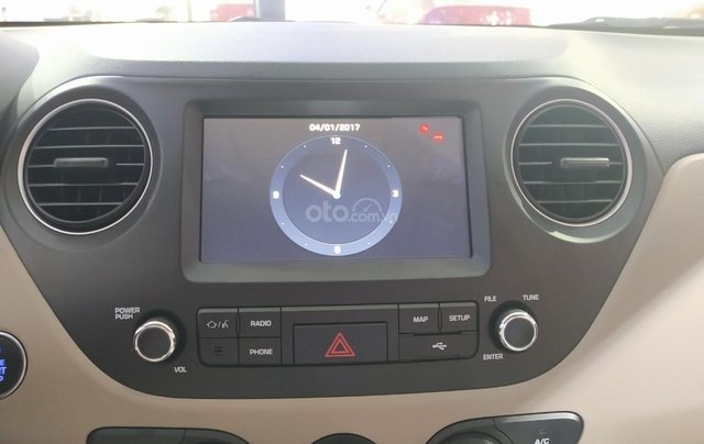 Hyundai Ngọc An bán Hyundai Grand I10 giá tốt, góp 90%, xe giao ngay, liên hệ Ms. Hà để được hỗ trợ tốt nhất13