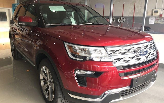 Xe Ford Explorer Limited 2.3L EcoBoost1
