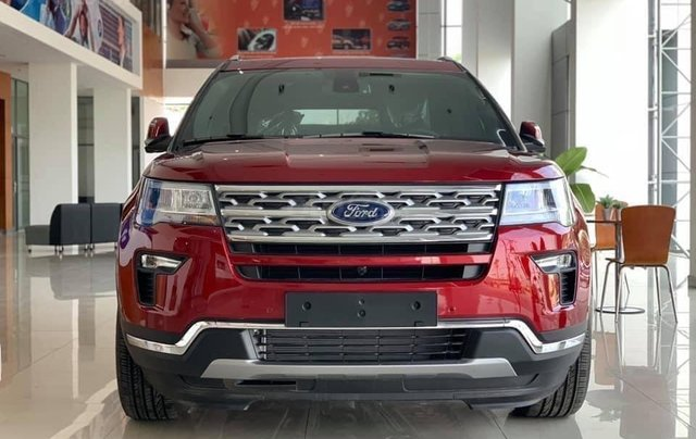Xe Ford Explorer Limited 2.3L EcoBoost3