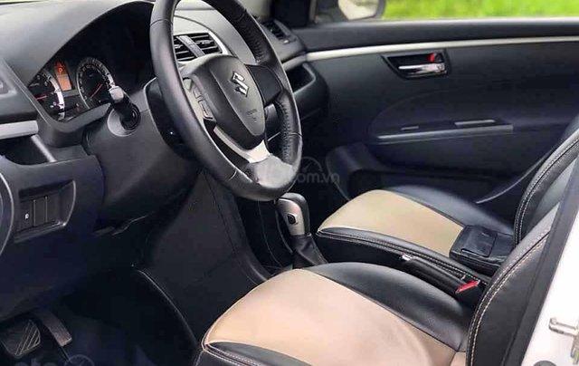 Bán xe Suzuki Swift 1.4 AT sản xuất năm 2017, màu trắng chính chủ1