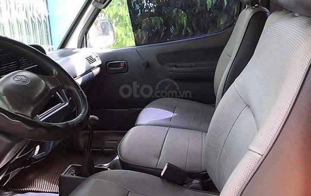 Cần bán lại xe Toyota Hiace đời 2004, màu phấn hồng3