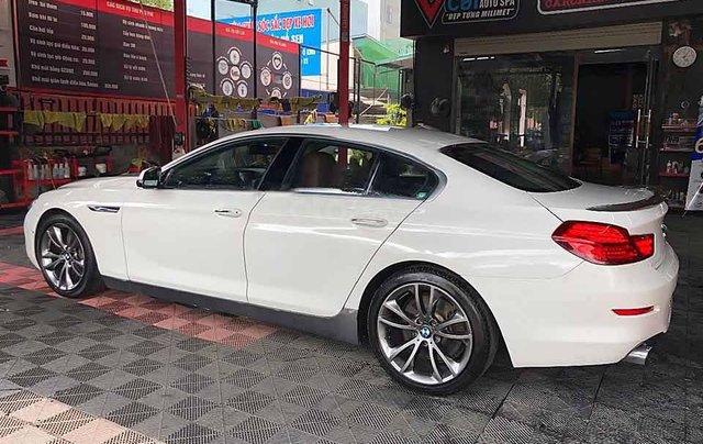Cần bán xe BMW 6 Series 640i năm 2016, màu trắng, nhập khẩu nguyên chiếc4