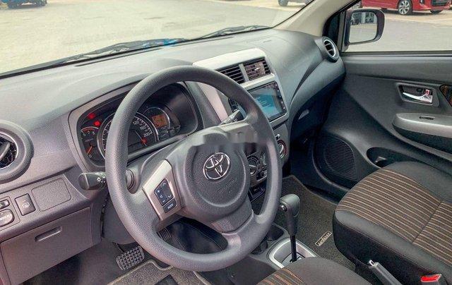 Cần bán xe Toyota Wigo 2018, màu đỏ, xe nhập, giá 345tr1