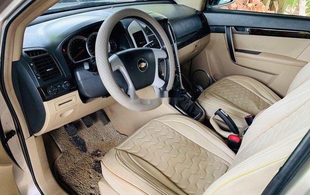 Cần bán gấp Chevrolet Captiva năm sản xuất 20077
