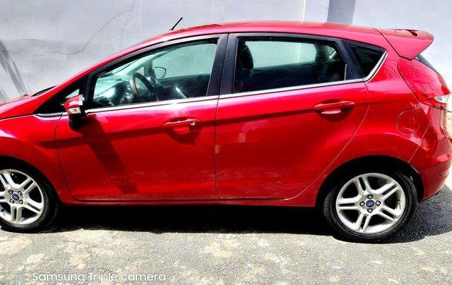 Bán ô tô Ford Fiesta đời 2011, màu đỏ còn mới3
