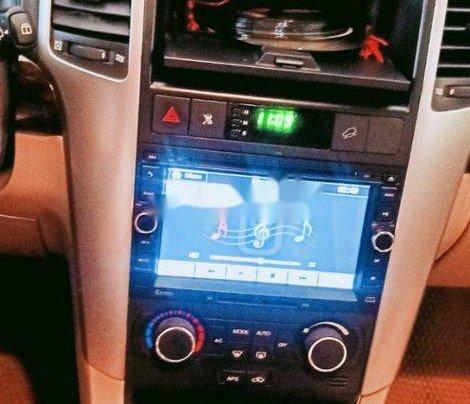 Bán Chevrolet Captiva đời 2008, màu bạc, xe gia đình3