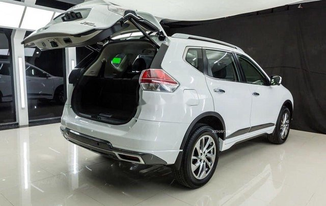 Bán Nissan X trail đời 2020, màu trắng6