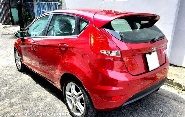 Bán ô tô Ford Fiesta đời 2011, màu đỏ còn mới2