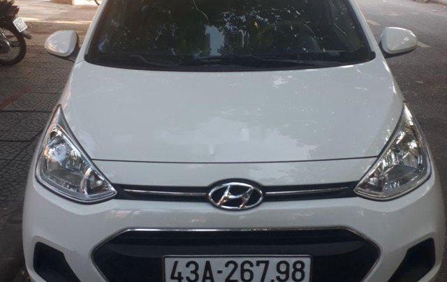 Bán xe Hyundai Grand i10 sản xuất năm 2017, nhập khẩu nguyên chiếc còn mới