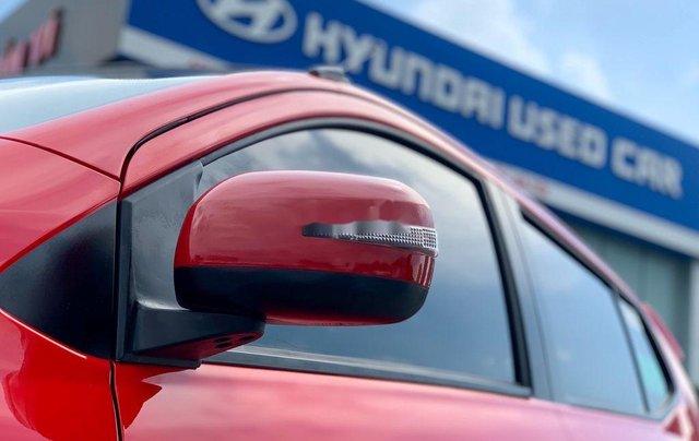 Cần bán xe Toyota Wigo 2018, màu đỏ, xe nhập, giá 345tr11