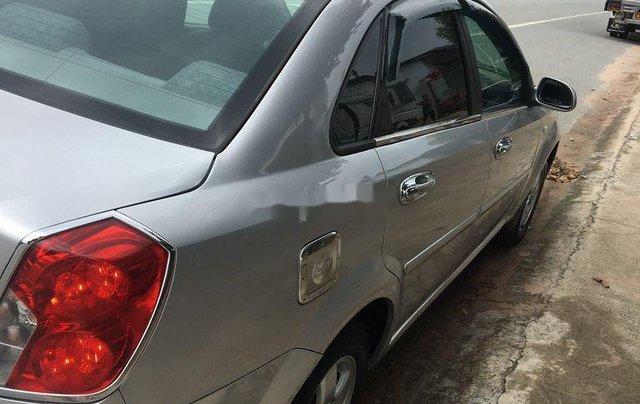 Bán ô tô Daewoo Lacetti đời 2010, màu bạc, 192tr6
