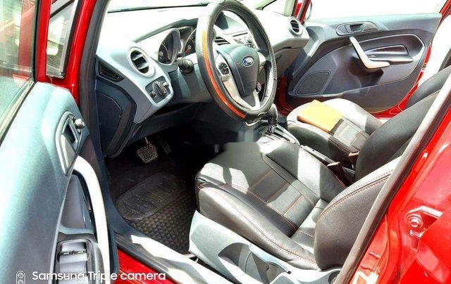 Bán ô tô Ford Fiesta đời 2011, màu đỏ còn mới5