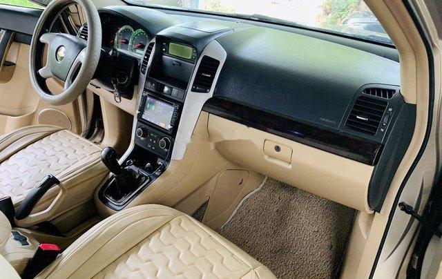 Cần bán gấp Chevrolet Captiva năm sản xuất 200710