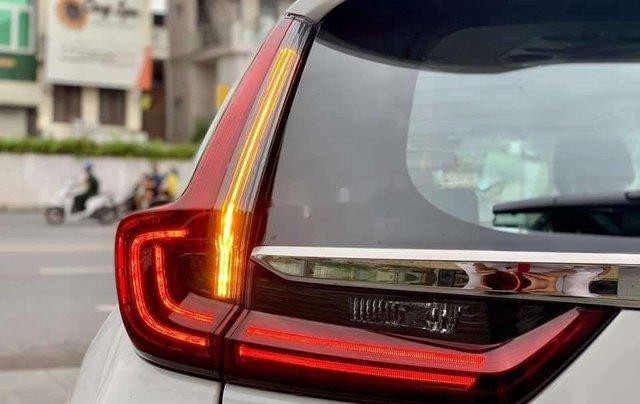 Bán Honda CR V đời 2020, màu trắng7