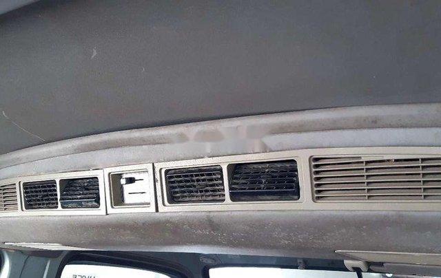 Bán Toyota Hiace đời 2001, màu bạc, nhập khẩu, lốp mới6