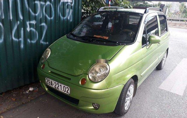 Bán Daewoo Matiz đời 2007, số sàn, giá tốt2